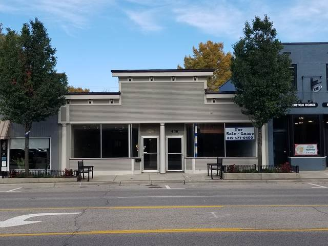 436-438 Virginia Street, Crystal Lake, IL 60014 (MLS #10635811) :: The Perotti Group | Compass Real Estate