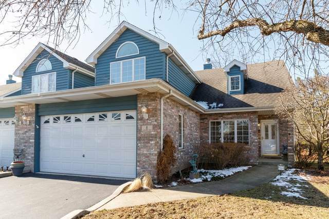 8 Lake Katherine Drive, Palos Heights, IL 60463 (MLS #10635863) :: Touchstone Group