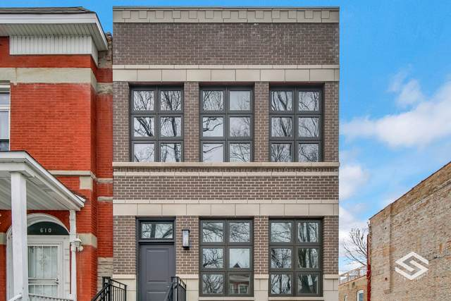 612 E 42nd Street, Chicago, IL 60653 (MLS #10635916) :: Property Consultants Realty