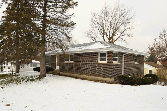 1100 High Street, Willow Springs, IL 60480 (MLS #10636017) :: The Wexler Group at Keller Williams Preferred Realty