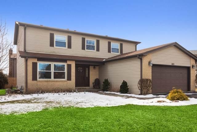 403 Janice Court, Wheeling, IL 60090 (MLS #10636024) :: Helen Oliveri Real Estate