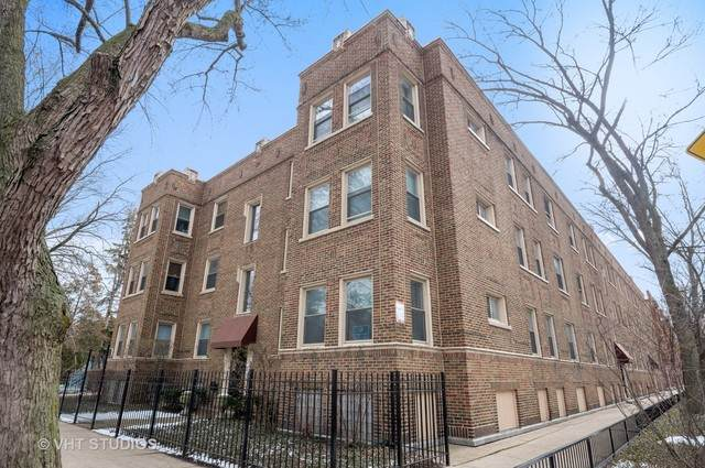 7025 N Wolcott Avenue #2, Chicago, IL 60626 (MLS #10636032) :: Helen Oliveri Real Estate