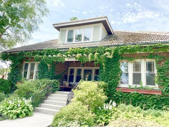 8510 School Street, Morton Grove, IL 60053 (MLS #10636035) :: Ryan Dallas Real Estate