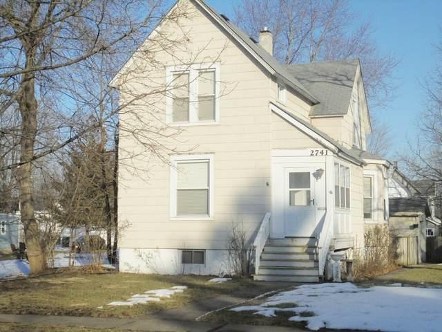 2741 Enoch Avenue, Zion, IL 60099 (MLS #10636082) :: Century 21 Affiliated