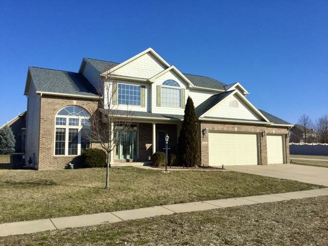 4706 Horse Creek Drive, Champaign, IL 61822 (MLS #10636129) :: BN Homes Group