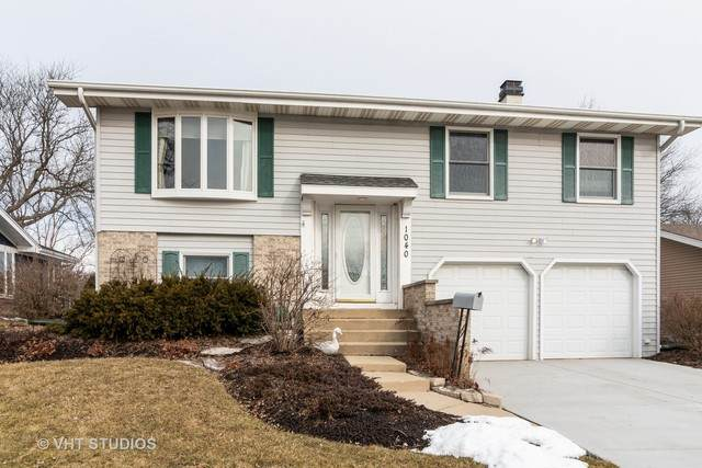 1040 Nottingham Lane, Hoffman Estates, IL 60169 (MLS #10636145) :: Ani Real Estate
