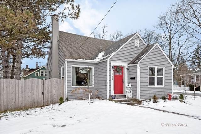 169 S Mchenry Avenue, Crystal Lake, IL 60014 (MLS #10636188) :: Lewke Partners