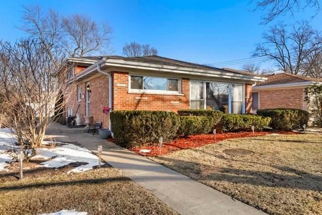 9007 Meade Avenue, Morton Grove, IL 60053 (MLS #10636215) :: Ryan Dallas Real Estate