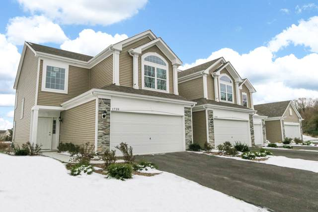 1720 Fredericksburg Lane, Aurora, IL 60503 (MLS #10636377) :: Property Consultants Realty