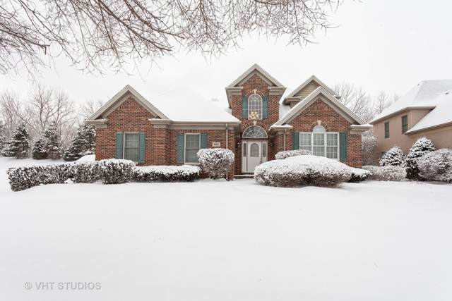 605 Reserve Lane, Joliet, IL 60431 (MLS #10636398) :: Helen Oliveri Real Estate
