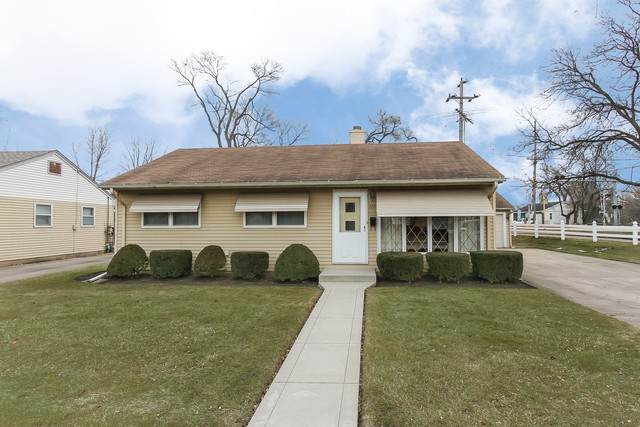 115 S Warrington Road, Des Plaines, IL 60016 (MLS #10636440) :: Helen Oliveri Real Estate