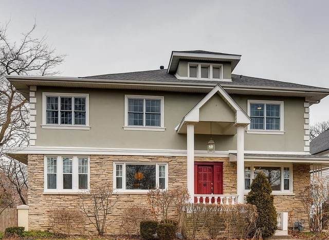 282 Maplewood Road, Riverside, IL 60546 (MLS #10636443) :: Helen Oliveri Real Estate