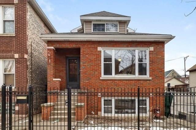 3015 S Quinn Street, Chicago, IL 60608 (MLS #10636446) :: John Lyons Real Estate