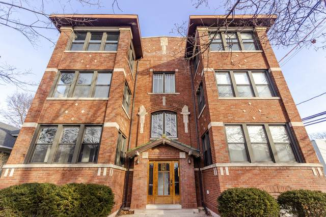 1616 W Balmoral Avenue 2E, Chicago, IL 60640 (MLS #10636452) :: Baz Network | Keller Williams Elite