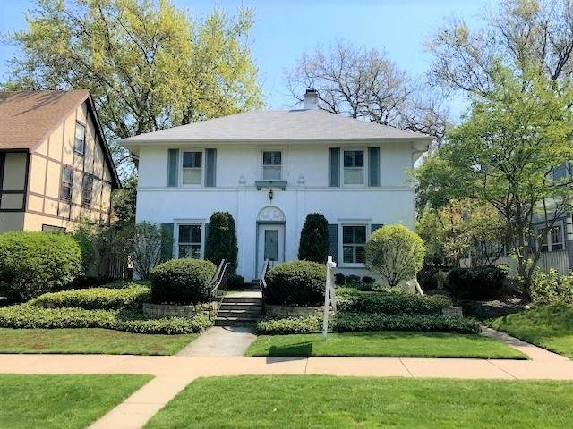 806 Clinton Place, Evanston, IL 60201 (MLS #10636489) :: Property Consultants Realty