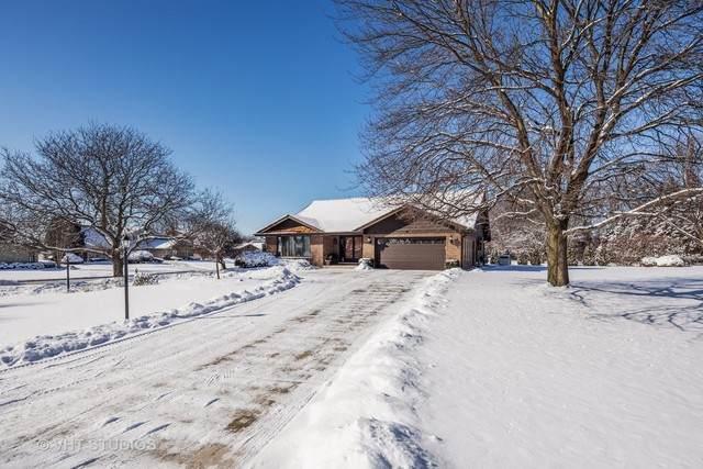 18W740 Avenue Chateaux N, Oak Brook, IL 60523 (MLS #10636527) :: Century 21 Affiliated
