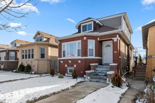 5923 W Newport Avenue, Chicago, IL 60634 (MLS #10636532) :: Property Consultants Realty