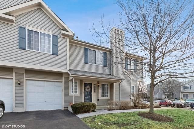 307 Windsor Court A, South Elgin, IL 60177 (MLS #10636548) :: Helen Oliveri Real Estate