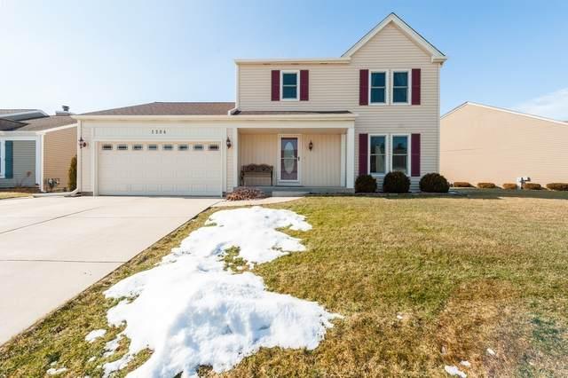 1304 Derby Street, Wheeling, IL 60090 (MLS #10636575) :: Helen Oliveri Real Estate