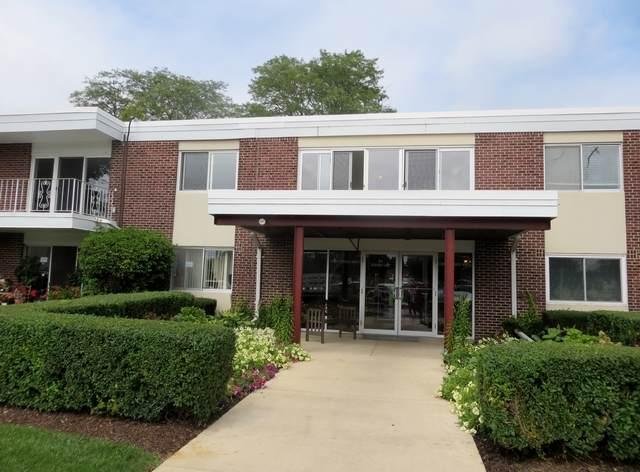100 Deborah Lane B10, Wheeling, IL 60090 (MLS #10636605) :: Helen Oliveri Real Estate