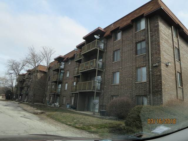 840 Elder Road G42, Homewood, IL 60430 (MLS #10636629) :: The Wexler Group at Keller Williams Preferred Realty