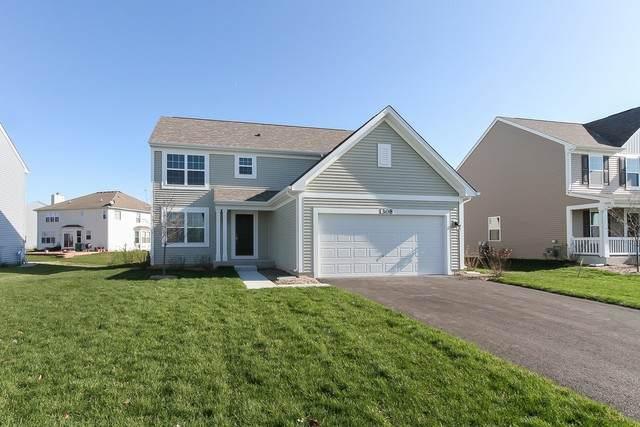 1214 Colaric Lot#182 Drive, Joliet, IL 60431 (MLS #10636636) :: Helen Oliveri Real Estate