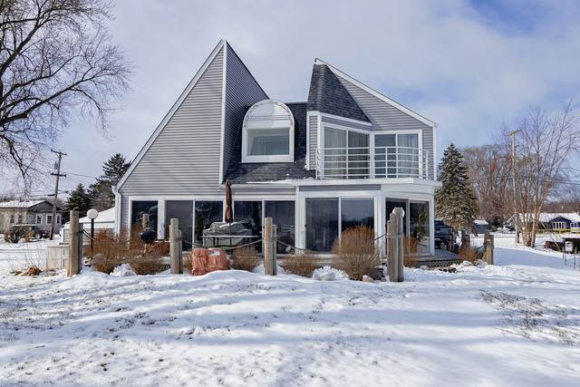 4106 Riverview Drive, Johnsburg, IL 60051 (MLS #10636650) :: John Lyons Real Estate