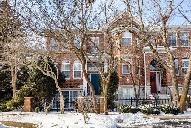 703 Prescott Court #703, Naperville, IL 60540 (MLS #10636664) :: Helen Oliveri Real Estate