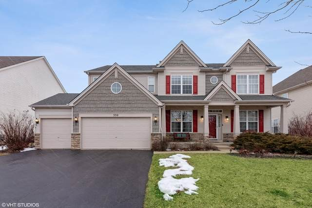 330 Robin Glen Lane, South Elgin, IL 60177 (MLS #10636710) :: Helen Oliveri Real Estate