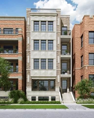 742 W Buckingham Place #2, Chicago, IL 60657 (MLS #10636726) :: Helen Oliveri Real Estate