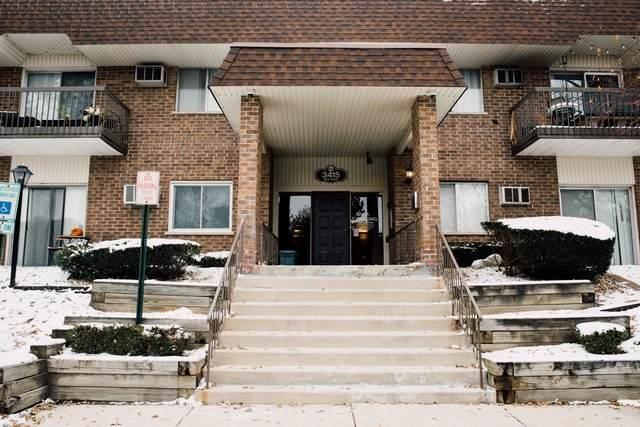 3415 83RD Street E-20, Woodridge, IL 60517 (MLS #10636736) :: Helen Oliveri Real Estate