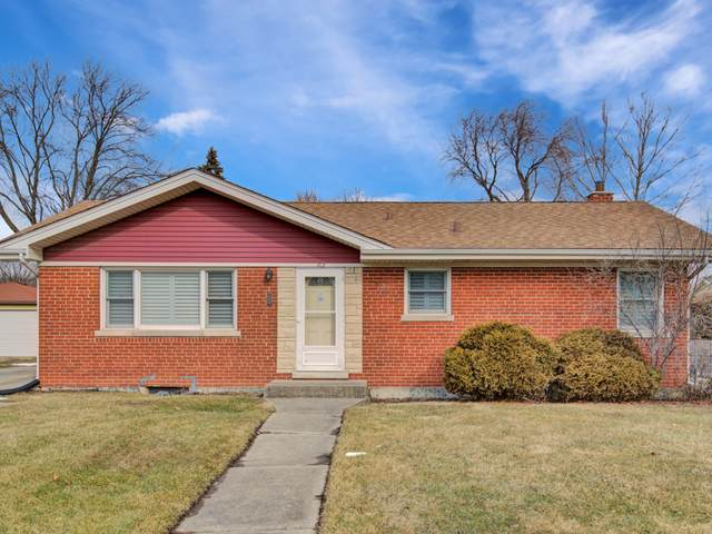 413 W Center Street, Itasca, IL 60143 (MLS #10636740) :: John Lyons Real Estate