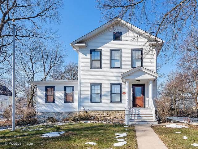 312 N West Street, Wheaton, IL 60187 (MLS #10636786) :: Ryan Dallas Real Estate