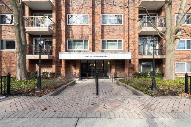 420 Linden Avenue #301, Wilmette, IL 60091 (MLS #10636810) :: Helen Oliveri Real Estate
