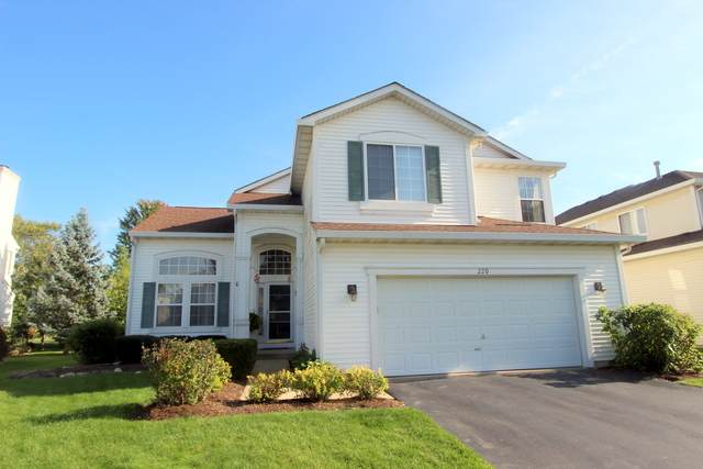 220 Wright Drive, Lake In The Hills, IL 60156 (MLS #10636853) :: Lewke Partners
