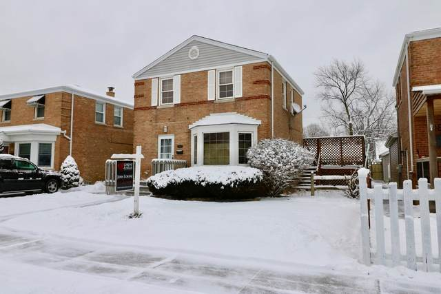10837 S Ridgeway Avenue, Chicago, IL 60655 (MLS #10636874) :: Baz Network | Keller Williams Elite