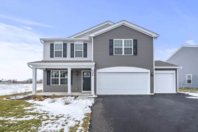 446 Stonebrook Drive, Romeoville, IL 60446 (MLS #10636891) :: The Wexler Group at Keller Williams Preferred Realty