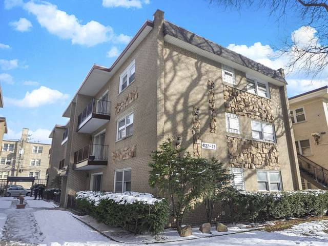 4127 N Keeler Avenue 302S, Chicago, IL 60641 (MLS #10636907) :: Property Consultants Realty