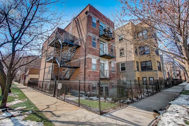 2701 W Hirsch Street #1, Chicago, IL 60622 (MLS #10636920) :: Property Consultants Realty