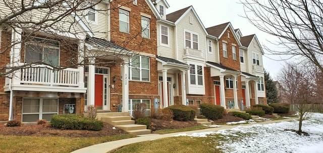 1215 Tuscany Drive, Streamwood, IL 60107 (MLS #10636949) :: Ani Real Estate