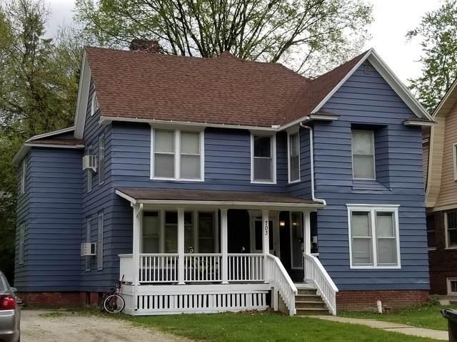 703 W Oregon Street, Urbana, IL 61801 (MLS #10636970) :: Suburban Life Realty