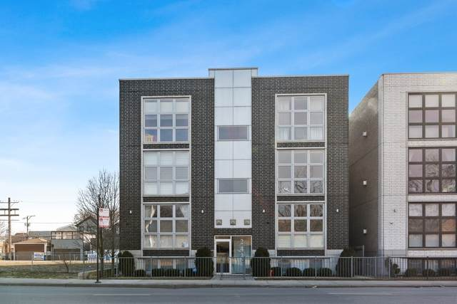 2431 W Belmont Avenue 2W, Chicago, IL 60618 (MLS #10636980) :: Touchstone Group