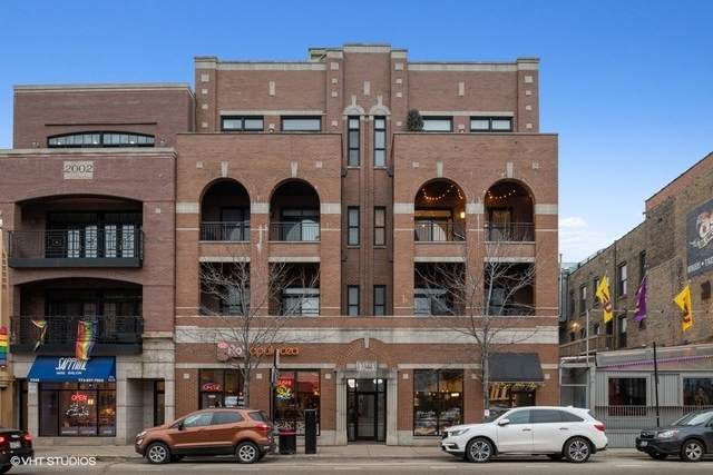 3344 N Halsted Street 3N, Chicago, IL 60657 (MLS #10636987) :: Helen Oliveri Real Estate