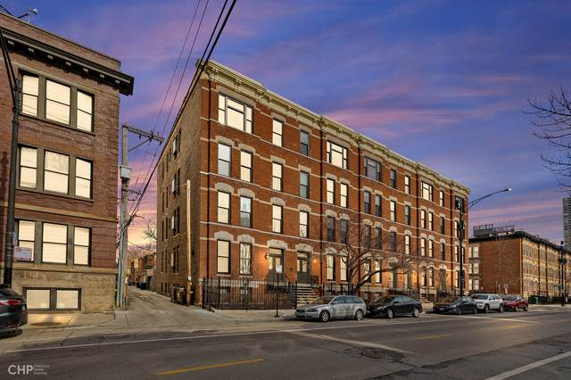 510 W Armitage Avenue #1, Chicago, IL 60614 (MLS #10637002) :: Baz Network | Keller Williams Elite