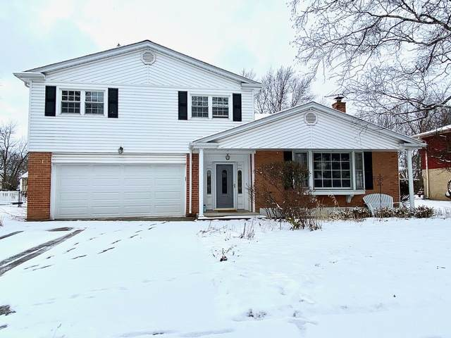 922 Garden Lane, Wheeling, IL 60090 (MLS #10637025) :: Helen Oliveri Real Estate