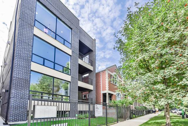 2508 N Greenview Avenue #3, Chicago, IL 60614 (MLS #10637034) :: Baz Network | Keller Williams Elite