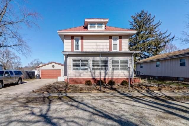 210 W Byron Street, SIDNEY, IL 61877 (MLS #10637114) :: Littlefield Group