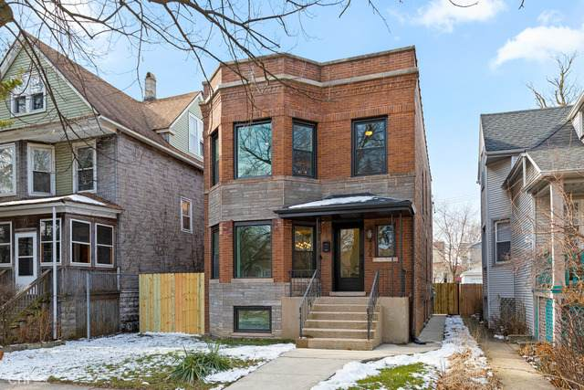 4304 N Hamlin Avenue, Chicago, IL 60618 (MLS #10637115) :: Helen Oliveri Real Estate