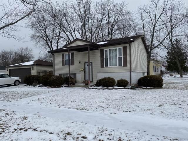 22241 Kostner Avenue, Richton Park, IL 60471 (MLS #10637151) :: BN Homes Group