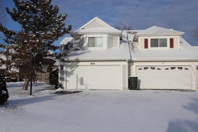 1524 S Pembroke Drive, South Elgin, IL 60177 (MLS #10637152) :: Helen Oliveri Real Estate